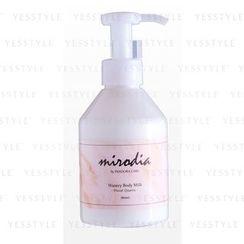 mirodia - Watery Body Milk (Floral Quartz)