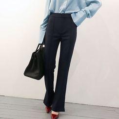 NANING9 - Slim-Fit Pants