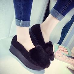 Abliz - 厚底乐福鞋