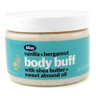 Bliss - Vanilla + Bergamont Body Buff