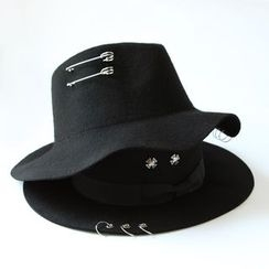 EVEN - Ring Detail Hat