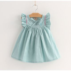Cuckoo - Kids Dotted Dress