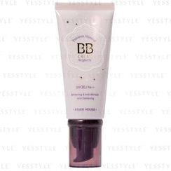 Etude House - Precious Mineral BB Cream Bright Fit SPF 30 PA++ (#N02 Light Beige)