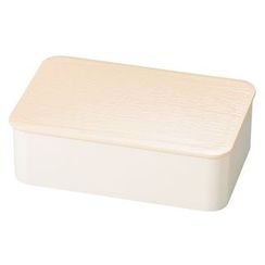 Hakoya - Hakoya One Layer Lunch Box Woody Beige