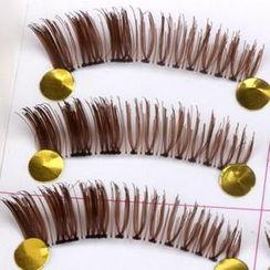 Marlliss - Eyelash (M-1) (10 pairs)