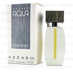 Loris Azzaro - Aqua Cedre Blanc Eau De Toilette Spray