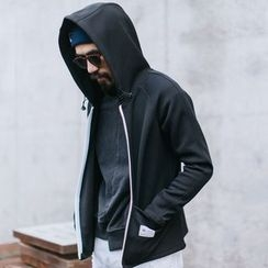 YIDESIMPLE - Hooded Jacket