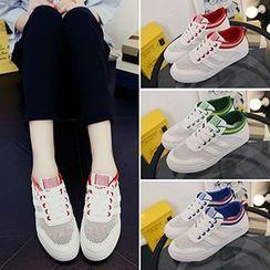 CITTA - Mesh Panel Sneakers