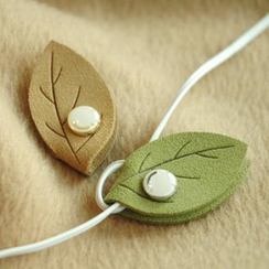 iswas - Leaf Earphone Winder