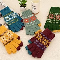 Good Living - Printed Gloves