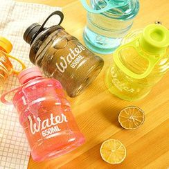 Cute Essentials - Lettering Water Bottle