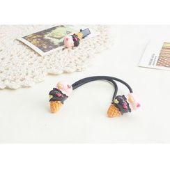 Tivi Boutique - Ice Cream Hair Tie / Hair Clip