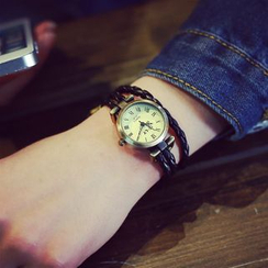 InShop Watches - Woven Multi-Strap Watch