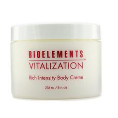 Bioelements - Vitalization Rich Intensity Body Cream