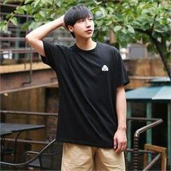 Smallman - Short-Sleeve Print T-Shirt