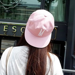FROME - Letter Embroidered Snapback