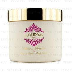 E Coudray - Musc and Freesia Perfumed Body Cream