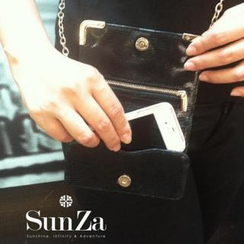 SunZa - Genuine Leather Pouch