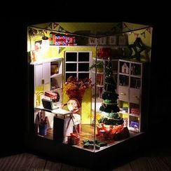 Cloud Forest - DIY Christmas Miniature Set