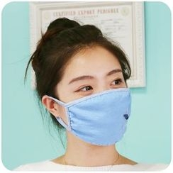 Momoi - Embroidered Face Mask