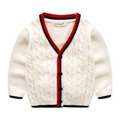 Kido - Kids V-Neck Cardigan