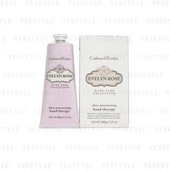 Crabtree & Evelyn - Evelyn Rose Ultra-Moisturising Hand Therapy