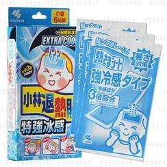 Kobayashi - Cooling Gel Sheet (Extra Cool) (for Children)