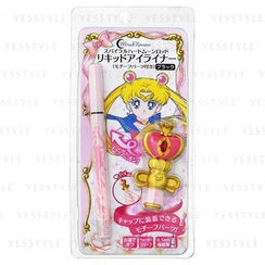 Creer Beaute - Sailor Moon Miracle Romance Liquid Eyeiner (Spiral Heart Moon Rod) (Black) (Limited Edition)