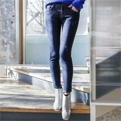 JVLLY - Washed Skinny Jeans