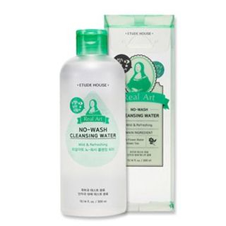 Etude House - Real Art No-wash Cleansing Water 300ml