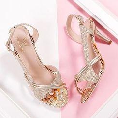 YIYA - High Heel Sandals