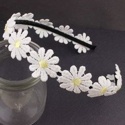 Aokuna - Daisy Necklace / Bracelet / Hair Band