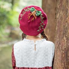 Roseline - 圣诞鹿贝雷帽