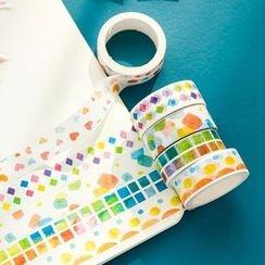 YUNO - Printed Masking Tape