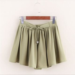 Fairyland - Drawcord Mini Skirt