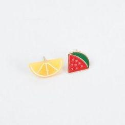 icecream12 - Fruit Earrings