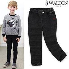 WALTON kids - Kids Banded-Waist Pants