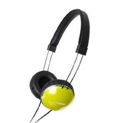 Zumreed - Zumreed ZHP-300 Portable Headphone (Yellow)
