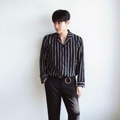 MRCYC - Long-Sleeve Striped Shirt