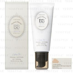 Etude House - Precious Mineral BB Cream Cotton Fit SPF 30 PA++ (#W13 Natural Beige)