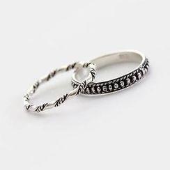 Love Generation - Vintage Open Ring