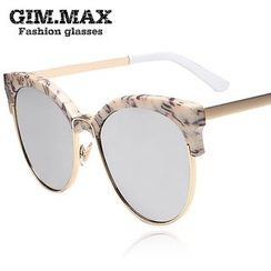GIMMAX Glasses - Half Frame Sunglasses
