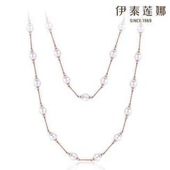 Italina - Austrian Crystal Necklace