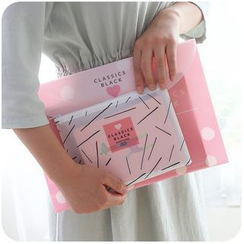 Momoi - Printed Folder / File Pouch