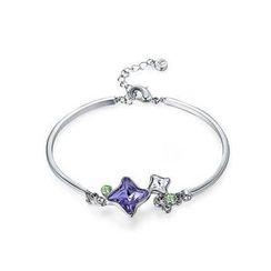 伊泰莲娜 - 施华洛世奇元素水晶手链