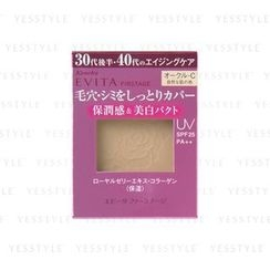 Kanebo - Evita Firstage Beauty Powder Foundation UV SPF 25 PA++ (Ocher-C)