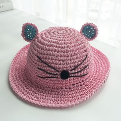EVEN - Ear Straw Hat