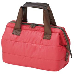 Skater - Earth Color Lunch Bag (Red)