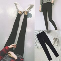 Shine On Me - Plain Skinny Pants
