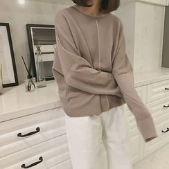 ByPeggie - Oversized Knit Pullover